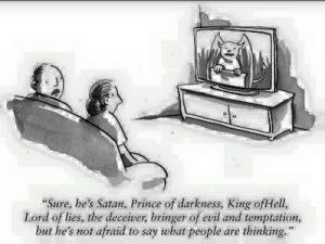 Occult Cartoon