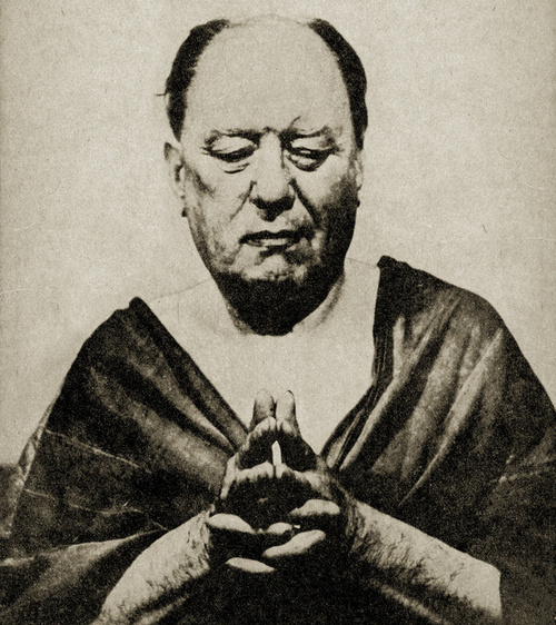 aleister crowley meditation