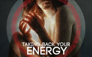 Taking back your energy