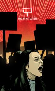 The Protestor