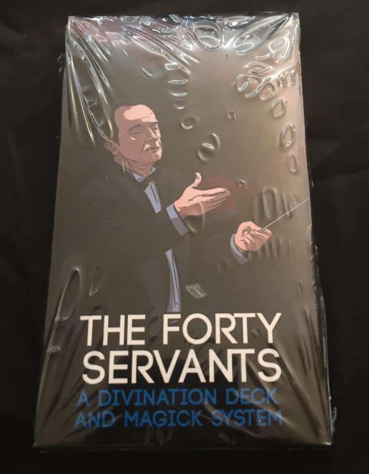 The forty servants