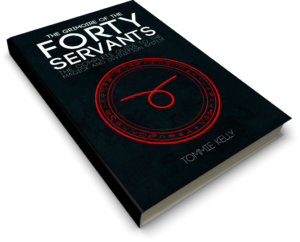Grimoire of The Forty Servants