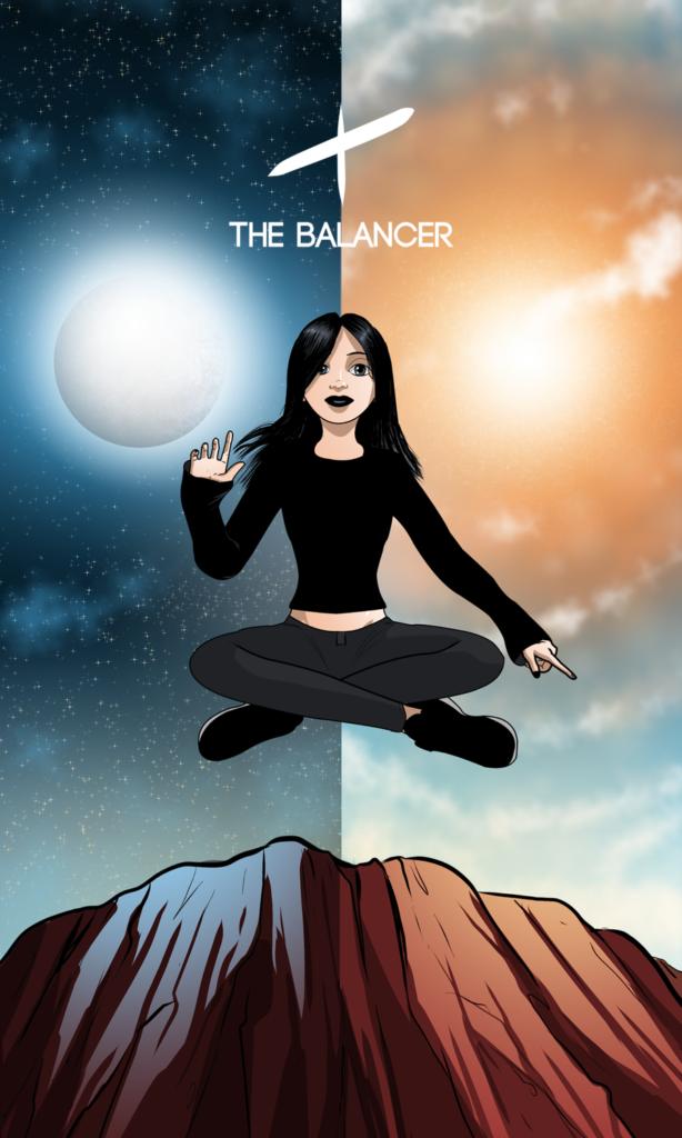 The Balancer - Forty Servants