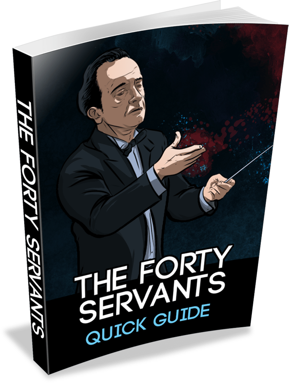 Forty Servants Gudiebook