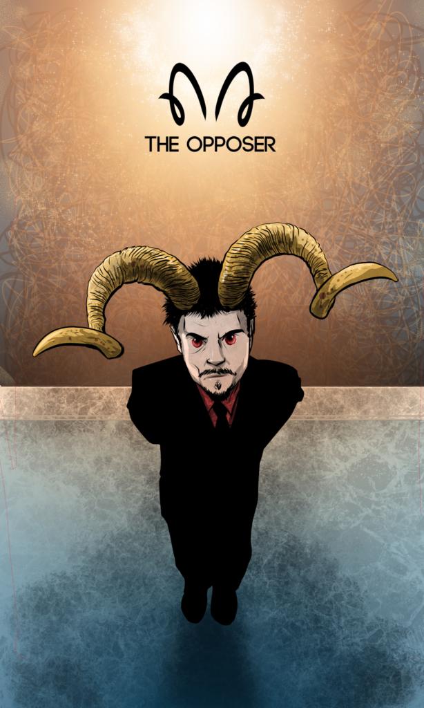 The Opposer - Forty Servants