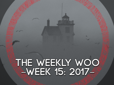 The weekly woo