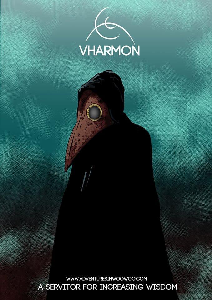 Vharmon - Wisdom -Servitor