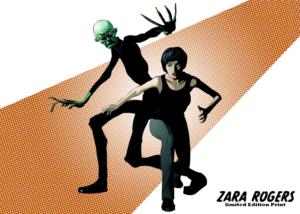 Zara Rogers DICEPRINT