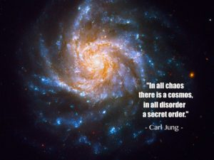 Carl Jung Chaos and Order